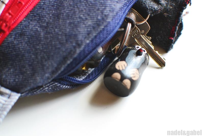 double zip wristlet pouch3