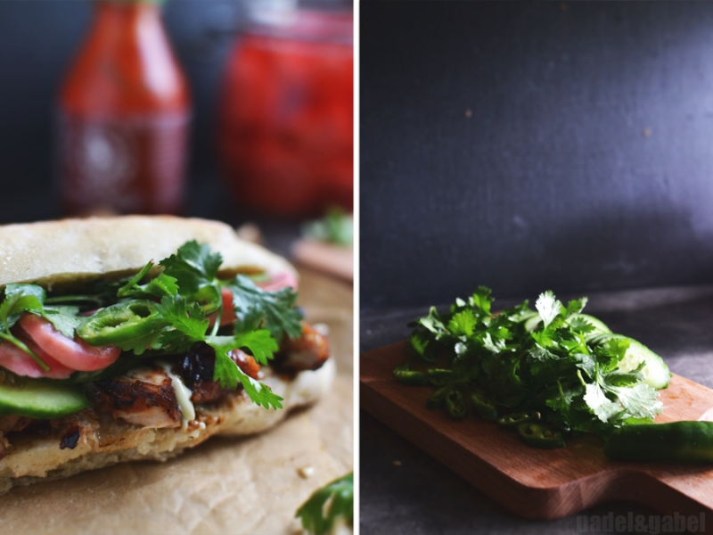 Chicken Bánh Mì 2