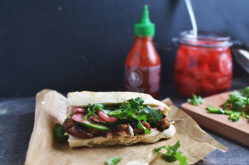 Chicken Bánh Mì 3