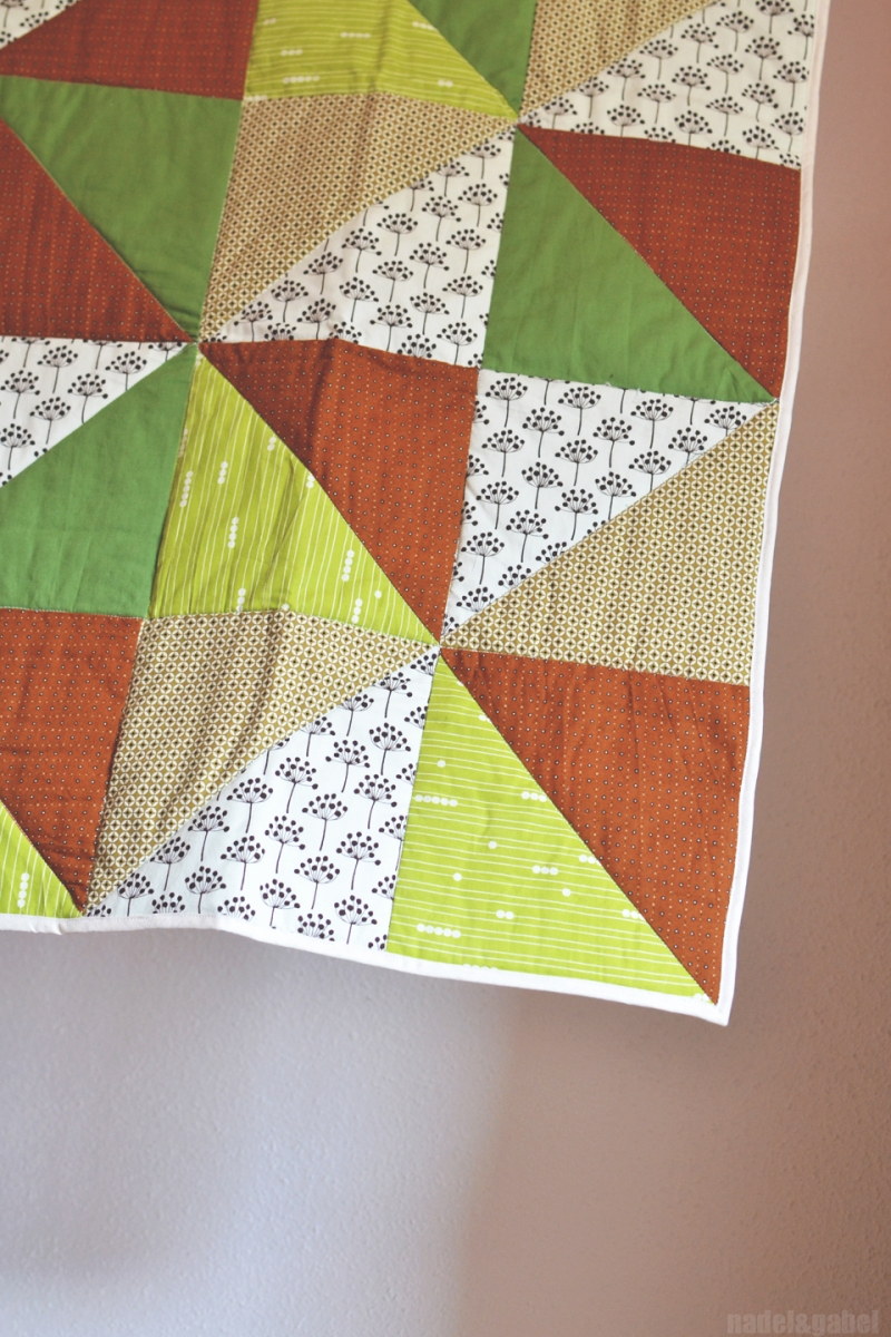 quilted baby blanket 1