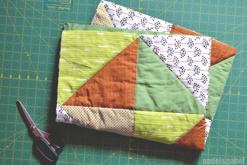 quilted baby blanket 7