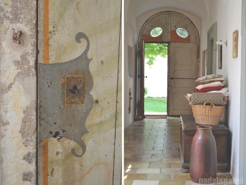 Schloss_castle Hofstetten entry