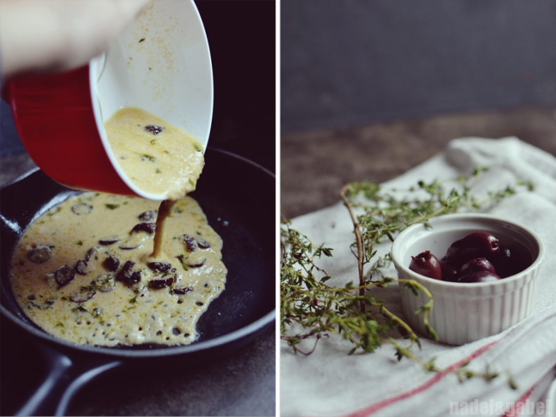 socca with black olives and thyme 2