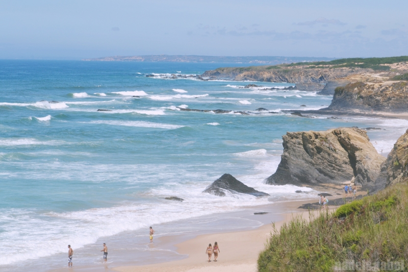 Almograve beach 3
