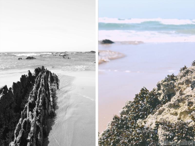 cliffs praia Amoreira