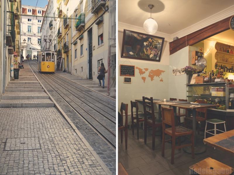 Estrela da Bica Lisbon