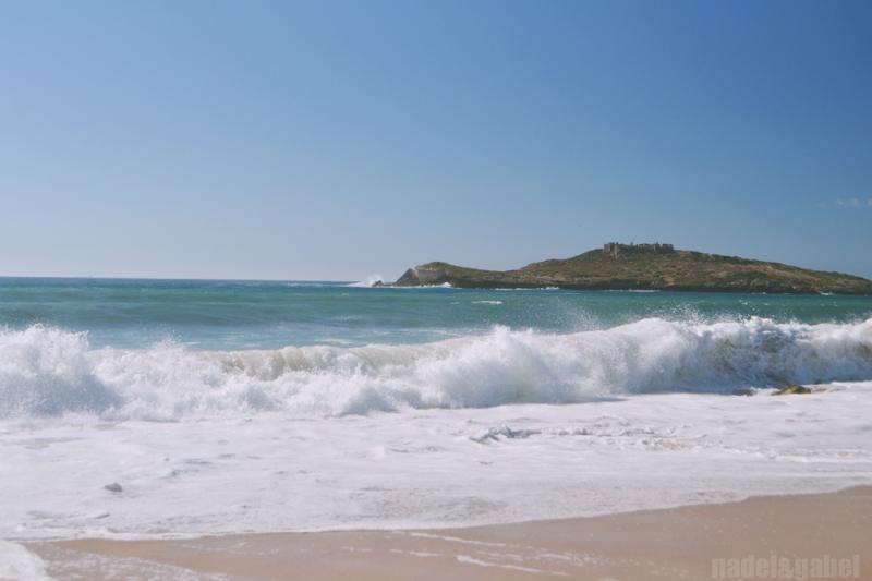 Ilha do Pessegueiro Portugal