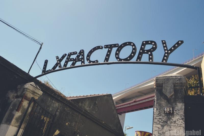 LX Factory Lisbon 1