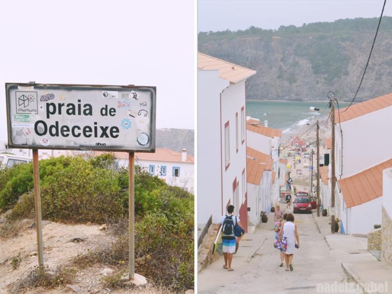 Praia Odeceixe 1