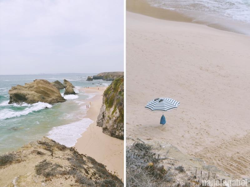 Praia Samoqueira Portugal