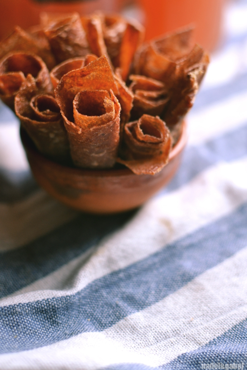 quince fruit rolls