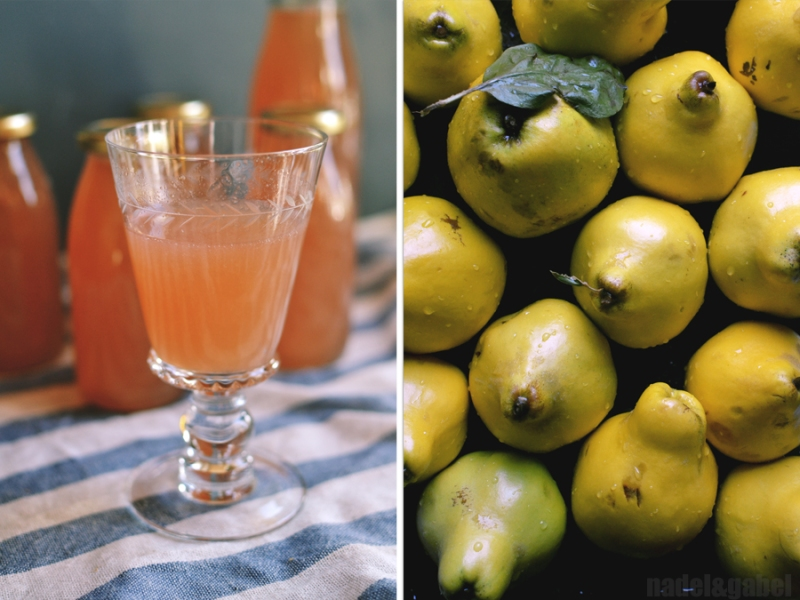 quince juice 1