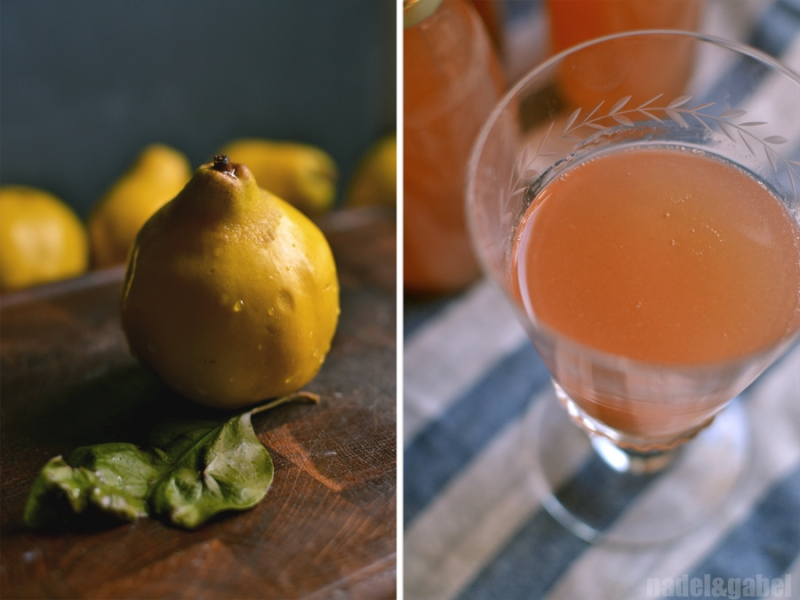 quince juice 2