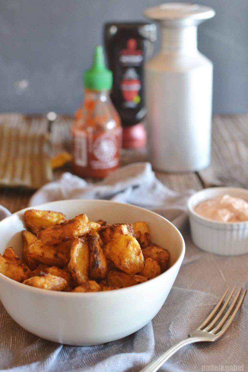 oven roasted potatoes 1