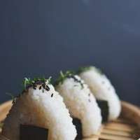 Wholesome - Onigiri with tuna filling
