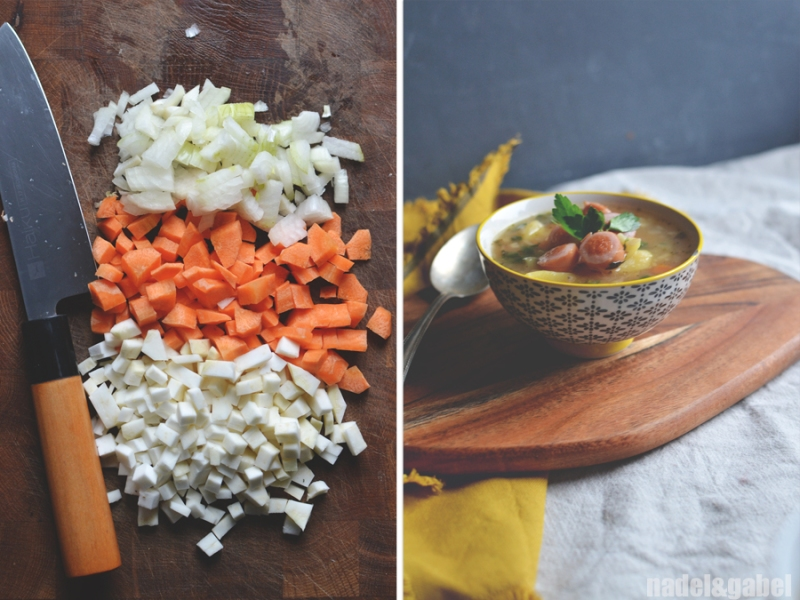 German potato soup 2