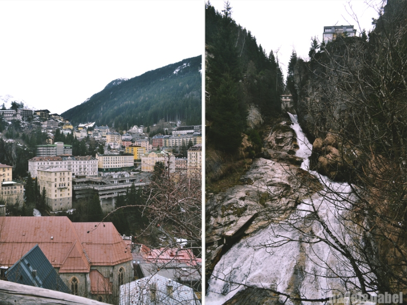thermal spa town Bad Gastein