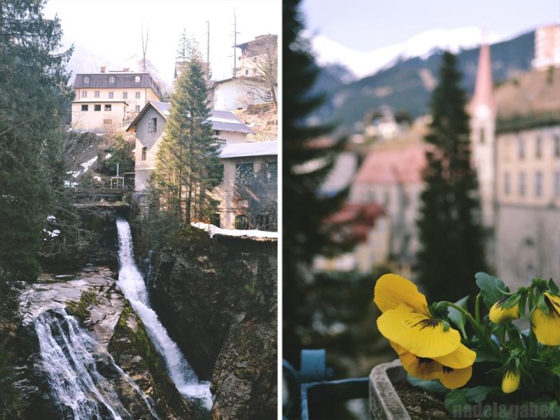waterfall Bad Gastein