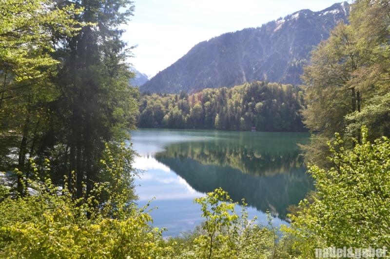 lake Freiberg Oberstdorf