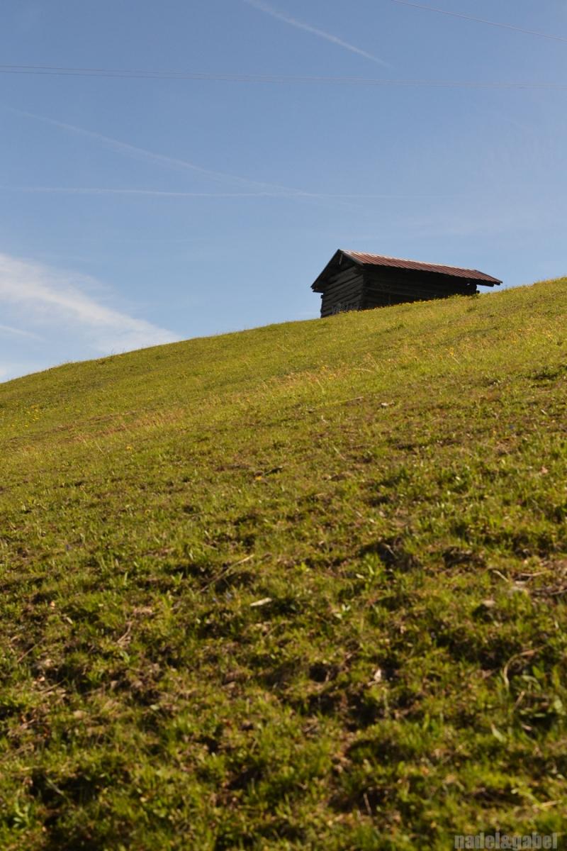 mountain hut