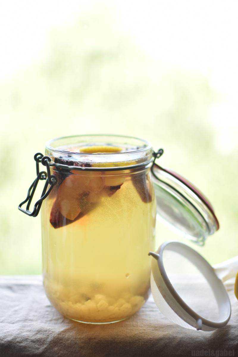water kefir fermentation