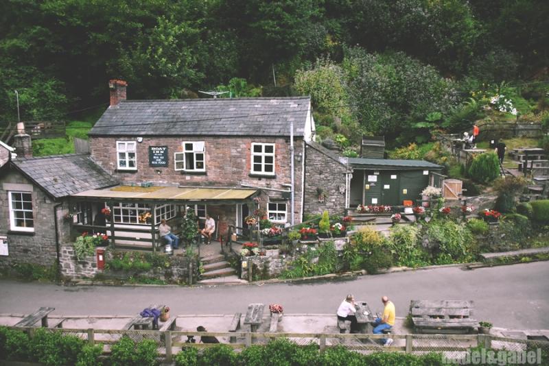 Boat Inn Redbrook, Wales