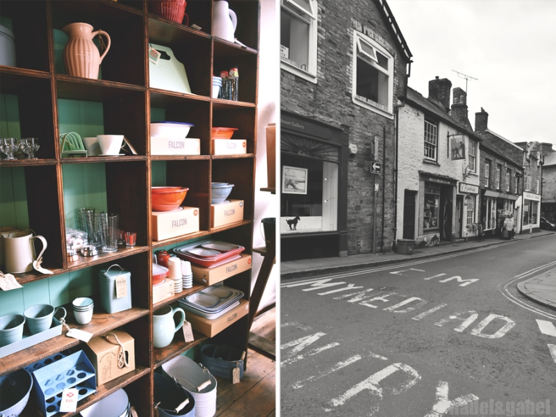 Hay-on-Wye home ware