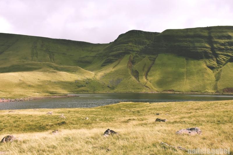 lake Fan Fach, Wales