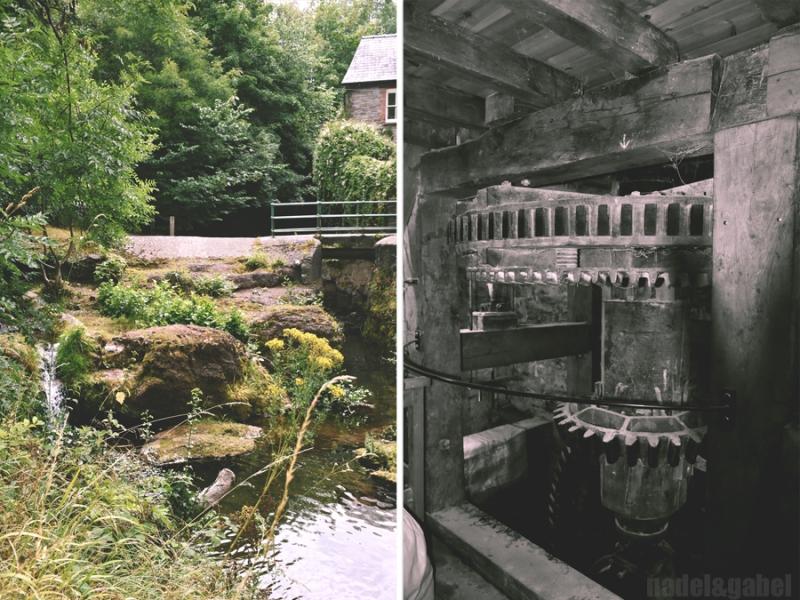 stone mill Talgarth