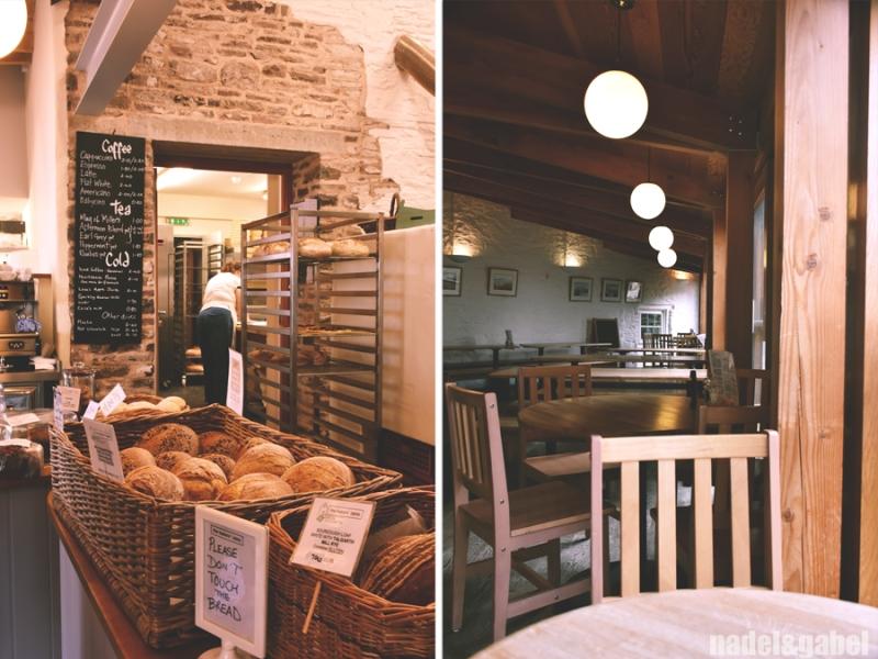 Talgarth mill, bakery and cafe