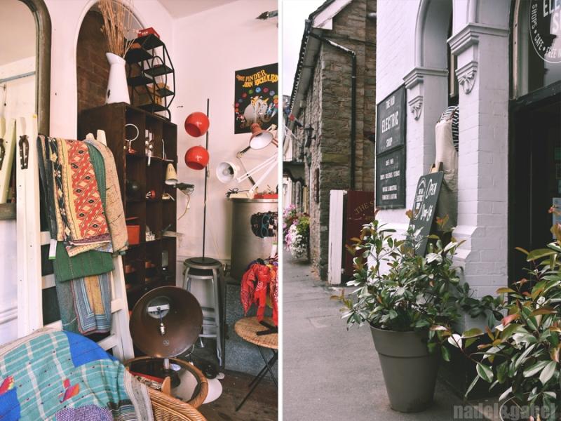 The old electric shop vintage