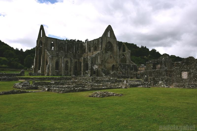 Tintern Abbey Wye Valley