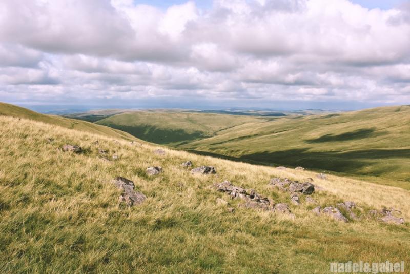 view Llyn y Fan Fach