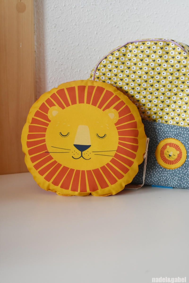 lion-pillow-and-backpack