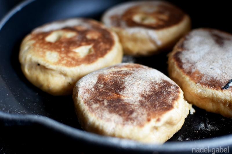 Azorean muffins
