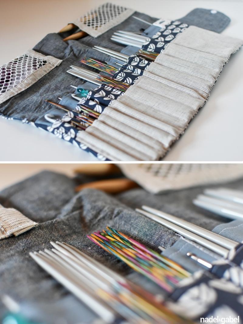 knitters needle case
