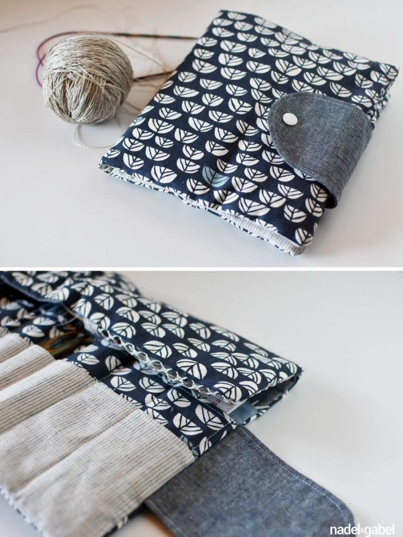 knitting needle book