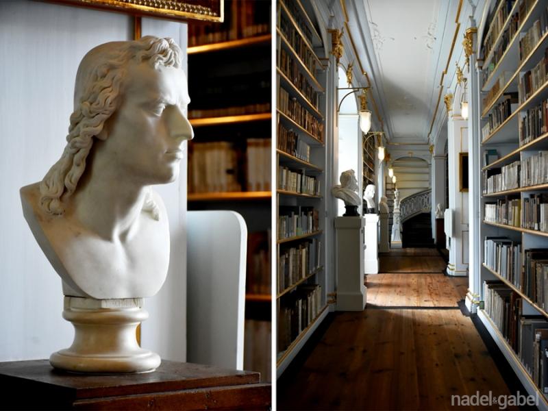 Anna Amalia historic library