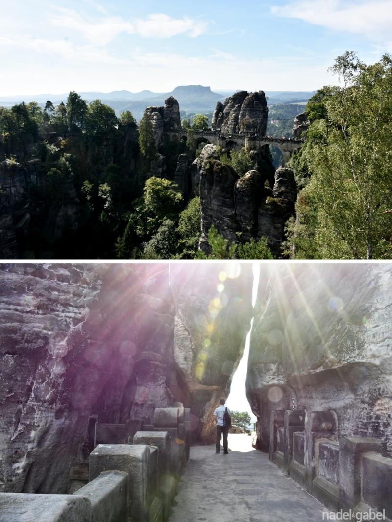 Bastei stone bridge - Saxonia