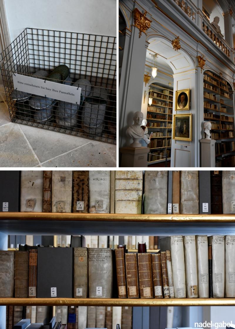 bibliothek Anna Amalia Weimar
