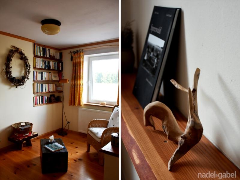 wood cabin Libellenhof