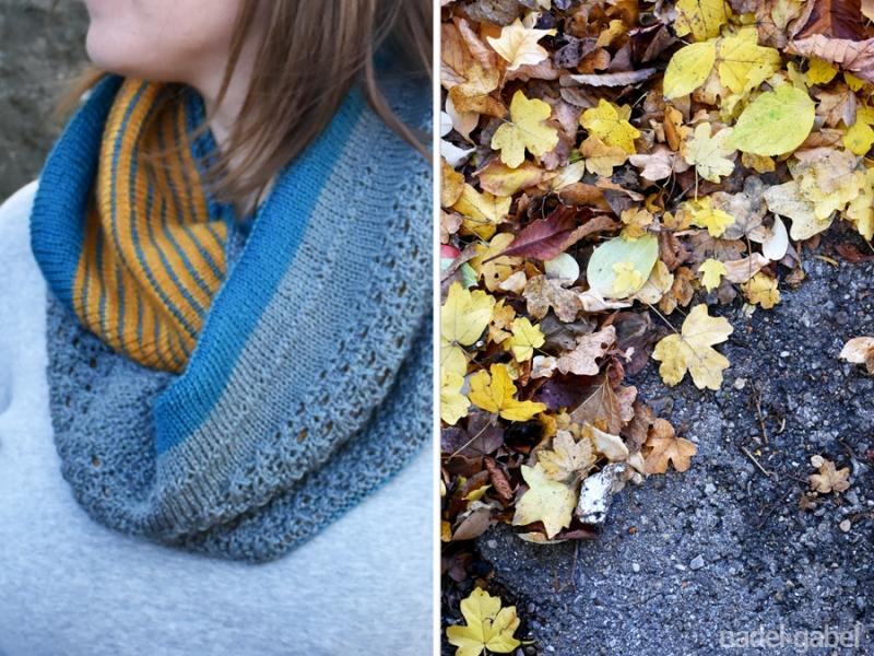 autumn colours - cowl