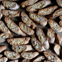 Persistent cravings - Anise almond biscotti
