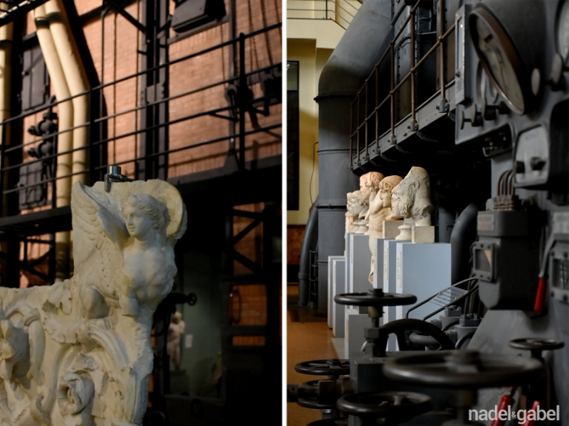 ancient and modern - Montemartini Rome