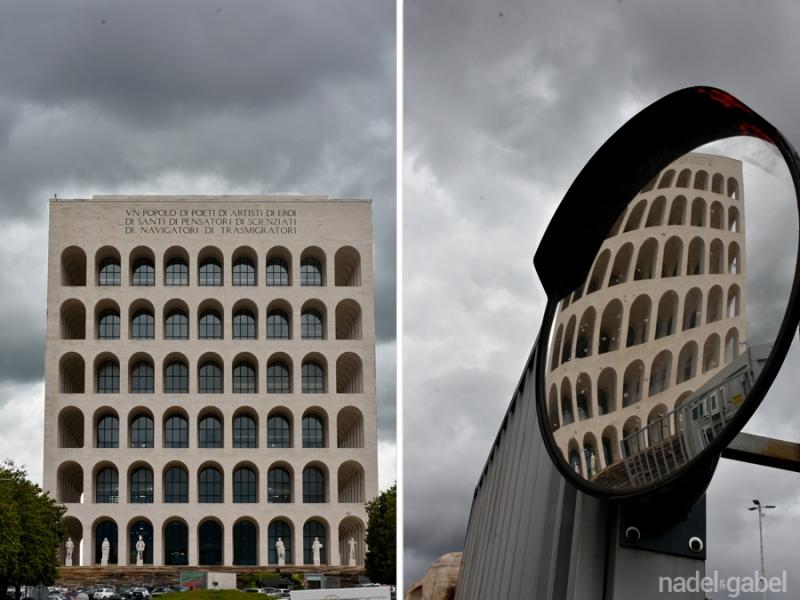Colosseo quadrato - Rome