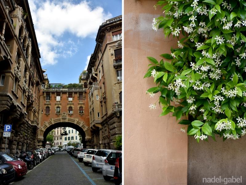 Coppedè quarter Rome