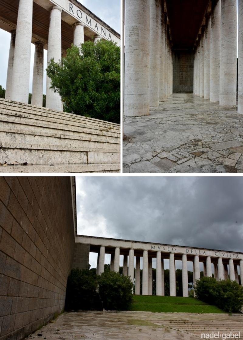 Museo della civilta Romana - Roma