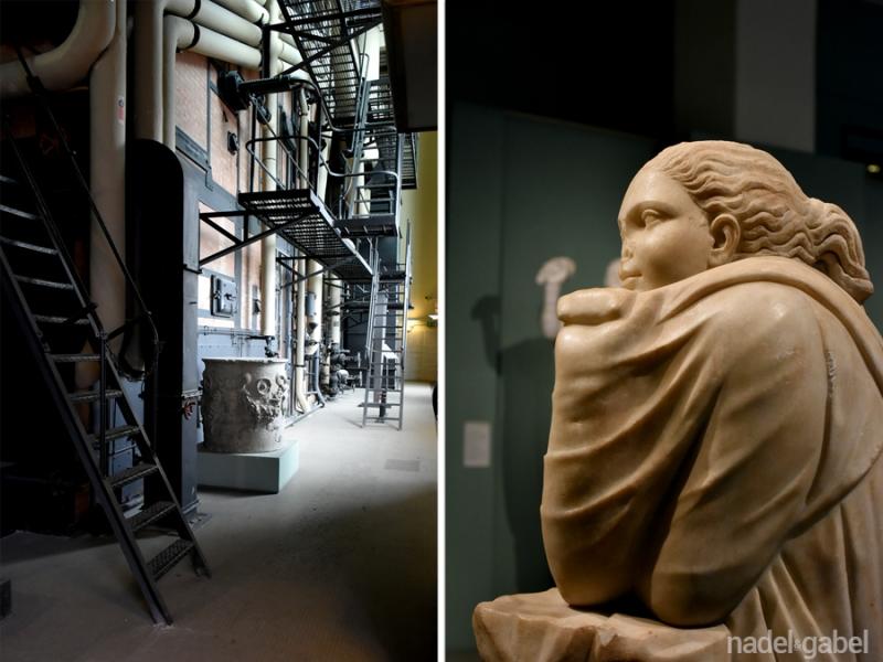 Museum Montemartini Rome